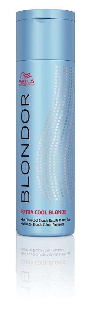 Šviesinimo milteliai Wella Extra Cool Blonde 150g-0