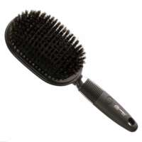 Plaukų šepetys gumine pagalvėle ir šerno šeriais Paddle13eilių Art. Nr. 3020444-0