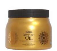 Plaukų kaukė L'Oreal Professionnel Mythic Oil Nourishing Masque 500ml-0