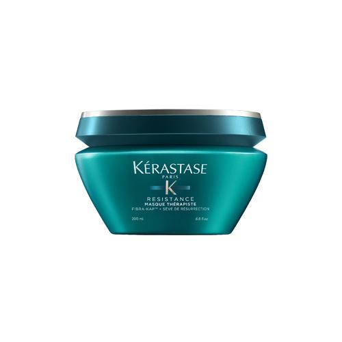 Pažeistų, storų plaukų kaukė Kerastase Resistance Masque Therapiste Mask 200 ml