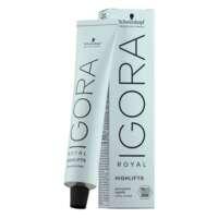 Schwarzkopf Igora Royal HighLifts ilgalaikio poveikio plaukų dažai 60 ml