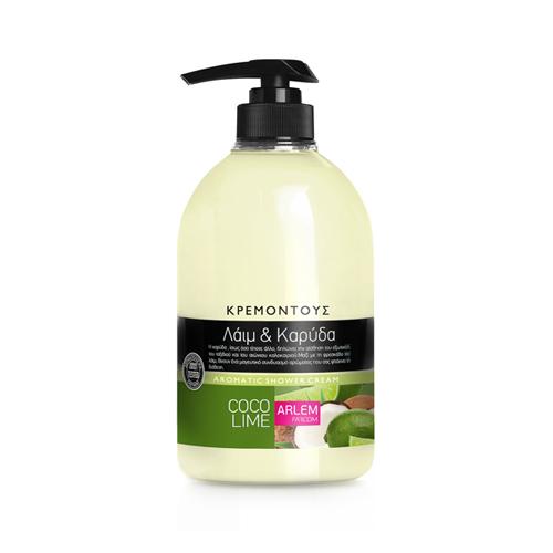Kokosų ir laimų dušo želė FARCOM ARLEM Coco Lime Shower Cream 1000 ml