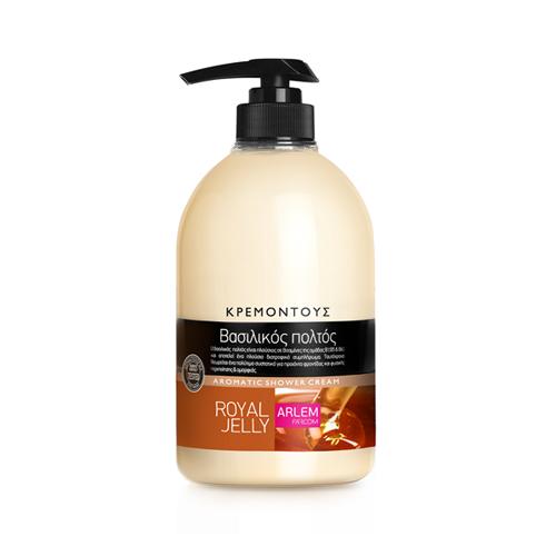 Dušo želė su bičių pieneliu FARCOM ARLEM Royal Jelly Shower Cream 1000 ml