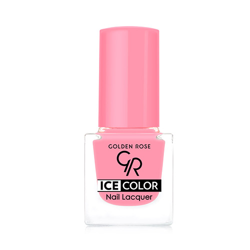 Nagų lakas Golden Rose Ice Color Nail Polish 6ml