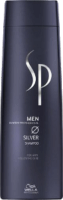 Šampūnas žiliems plaukams Wella SP Men Silver Shampoo 250 ml-0