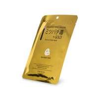 Veido kaukė su auksu ir bičių nuodais MITOMO Bee Venom+Gold Face Mask 25g
