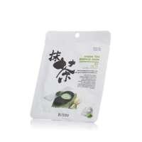 Veido kaukė su žaliąja arbata MITOMO Green Tea Essence Face Mask 25g