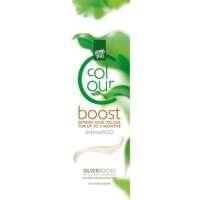 Dažantis plaukų šampūnas Henna Plus Colour Boost Silver 200ml