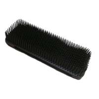 Comair guminių šerelių šepetys plaukams pašalinti po kirpimo nuo įvairių paviršių Art.Nr.3020357