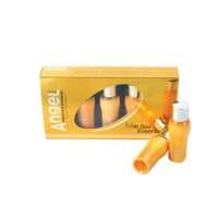 Pienelis sausiems ir pažeistiems plaukams Angel Milk Spa Essential Oil 50mlx5