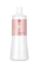 Švelni plaukų spalvos šalinimo emulsija Wella ReNew Activator Liquid 500 ml