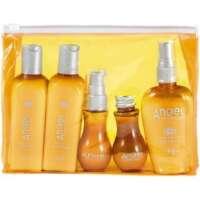 Testerių rinkinys krepšelyje sausiems ir normaliems plaukams Angel Marine Dry Neutral (5vnt)