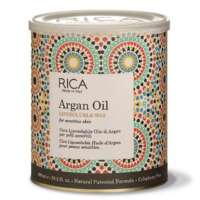 Vaškas su argano aliejumi jautriai odai indelyje Rica Argan Oil Liposoluble Wax 800ml