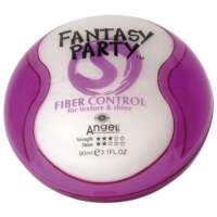 Modeliuojantis kremas plaukų tekstūrai Angel Fantasy Party Fiber Control For Texture and Shine 90ml