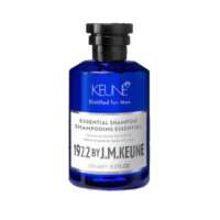 Švelniai valantis vyriškas šampūnas plaukams ir kūnui 1992 by J.M. Keune Essential Shampoo 250ml