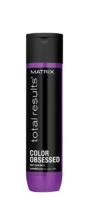Apsaugantis plaukų spalvą kondicionierius Matrix Total Results Color Obsessed Conditioner 300 ml
