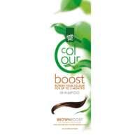 Dažantis plaukų šampūnas Henna Plus Colour Boost Brown 200ml