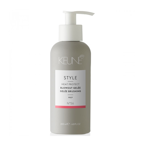 Želė plaukų džiovinimui Keune Style Blowout 200 ml