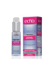 Plaukų serumas pažeistiems plaukams ECHO Silicon Maximum Protection 50 ml-0