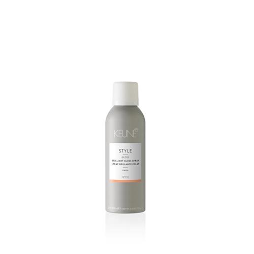 Lengvas plaukų purškiklis Keune Style Brilliant Gloss 200ml