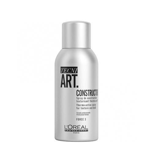 Apsaugantis nuo karščio purškiklis L'Oreal Professionnel Tecni ART Constructor Thermo-Active Spray (3) 150ml