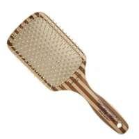 Bambukinis plaukų šepetys Olivia Garden Paddle Large Brush P7