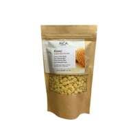 Medaus vaškas plėvele degtomis granulėmis visų tipų odai Rica Honey Wax Beads 150g