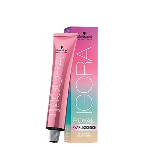 Schwarzkopf Professional IGORA Royal Pearlescence pasteliniai plaukų dažai 60 ml
