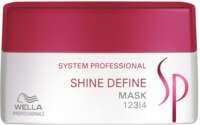 Kaukė suteikianti plaukams blizgesio Wella SP Shine Define Mask 200 ml-0
