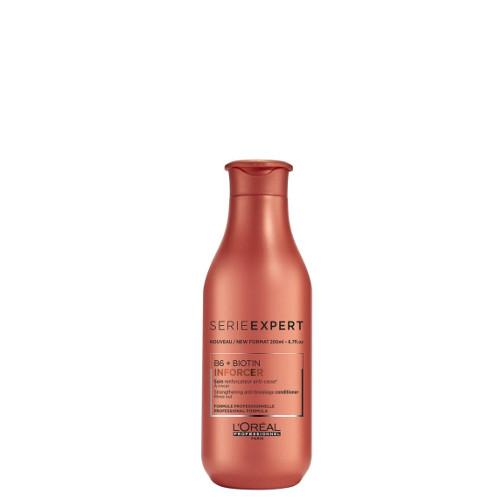 Gležnų, lūžinėjančių plaukų kondicionierius L'oreal Professionnel B6 + Biotin Inforcer Conditioner 200 ml