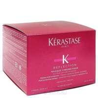 Dažytų plaukų kaukė ploniems plaukams Kerastase Reflection Masque Chromatique Fine Hair 200ml