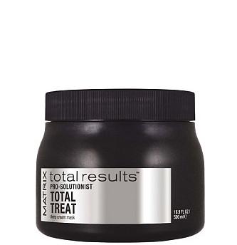 Maitinanti plaukų kaukė Matrix Total Results Pro-Solutionist Total Treat 500 ml