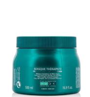 Pažeistų, storų plaukų kaukė Kerastase Resistance Masque Therapiste 500 ml