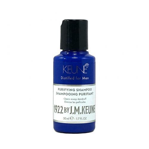 Šampūnas vyrams nuo pleiskanų 1992 by J.M. Keune Purifying Shampoo 50ml