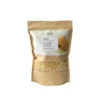 Medaus vaškas plėvele degtomis granulėmis visų tipų odai Rica Honey Wax Beads 800g