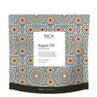 Vaškas su argano aliejumi diskeliais Rica Argan Oil Hard Wax 6vnt. 500g