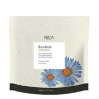 Vaškas su azulenu diskeliais Rica Azulene Hard Wax 6vnt. 500g