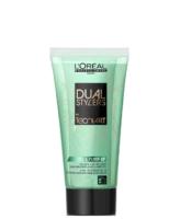 Dvigubos tekstūros plaukų formavimo gelis+kremas L'oreal Dual Stylers Tecni Art Liss&Pump-up 150ml