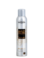 Puškiama purinanti plaukų pudra L'oreal Tecni Art Wild Stylers Next Day Texturizing Powder 250 ml