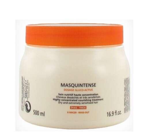 Kaukė storiems sausiems plaukams Kerastase Nutritive Irisome Masquintense Epais 500 ml