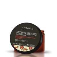 Plaukus drėkinanti kaukė, normaliems ir sausiems plaukams su spalvos apsauga Rica Naturica Moisturizing Defense Mask 250ml