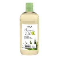 Masažinis kūno aliejus po depiliacijos Rica Botanic Oil Aloe Vera Wax Oil 500ml