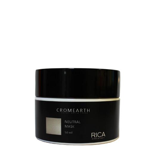 Neutrali, atstatanti kaukė plaukams RICA Cromearth I Colordi Della Terra Neutral 50 ml