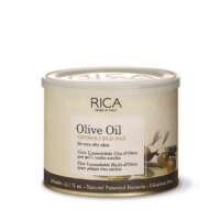 Vaškas labai sausai odai indelyje Rica Olive Oil Liposoluble Wax 400ml