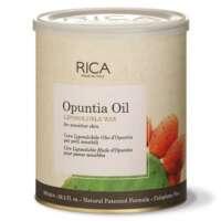 Vaškas su figvaisių vaisių aliejumi jautriai odai indelyje Rica Opuntia Oil Liposoluble Wax 800ml
