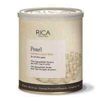 Vaškas su perlų ekstraktu visų tipų odai indelyje Rica Pearl Liposoluble Wax 800ml