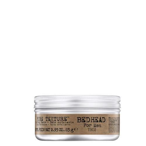 Plaukų modeliavimo pasta vyrams TIGI Bed Head For Men Pure Texture Molding Paste 83 g