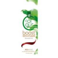 Dažantis plaukų šampūnas Henna Plus Colour Boost Red 200ml