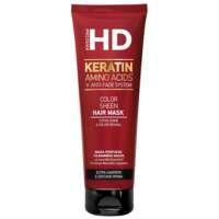 Dažytų plaukų kaukė Farcom HD Keratin Amino Acids + Anti-Fade System 250ml