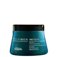 Plauko paviršių atkurianti ir stiprinanti kaukė L'oreal Professionnel Pro Fiber Restore masque 200 ml